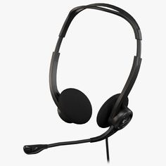 52093942440 logitech pc headset 960 3d model Logitech, Headset, Usb, Headphones,  Headpieces,
