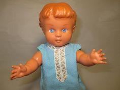 Zuzanka Gumotex Antique Dolls, Retro Vintage, Toys, Face, Google, Archive, Activity Toys, Clearance Toys, The Face