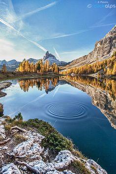 Whispering to Dolomites by Roberto Sysa Moiola on 500px,Lago Federa,Italy