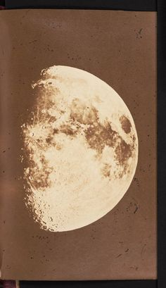 The Moon: Her motions, aspect, scenery, and physical condition, Richard A. Proctor, 1873. Physical Condition, Vintage Photography, Astronomy, Night Light, Physics, Scenery, Conditioner, Celestial, Artwork