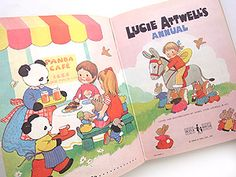 Lucie Attwell's ANNUAL 1971