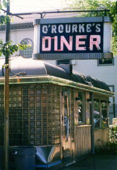 O'Rourke's Diner, Middletown, CT