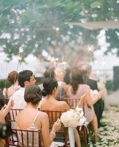 wedding ceremony idea; Featured Photo: Elizabeth Messina Photography