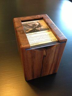8 Best Mtg Deck Boxes Images In 2013 Mtg Decks Deck Box Mtg