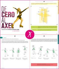 Libro de Cero al Axel - Imagen Skating Rink, Roller Skating, Figure Skating, Running Music, Freestyle, Hanyu Yuzuru, Skating Dresses, Roller Derby, New Hobbies