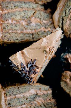 Hungry Rabbit – Peanut Butter Chocolate Banana Cake