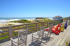 Who's ready to take a seat....   #OBX #OuterBanks #Vacation