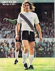Michael Pejic born 25 January 1950 is a former England international footballer who played in the Football League for Aston Villa Everton and Stoke City G World Football, Football Team, Stoke City Fc, England International, England Football, Aston Villa, Everton, Soccer, Running