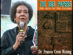 The Cress Theory Of Black Mental Health - Dr. Frances Cress Welsing