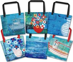 Tote Bags | Gill Tomlinson Art