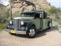 1948 Diamond T Truck Hot Rod Street Rod   eBay