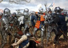 Battle of Wakefield, 31 December 1460