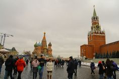 Moscow Russia highlights