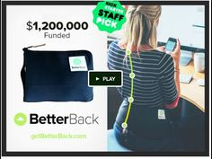BetterBack™—Perfect Posture Effortlessly [As Seen On Shark Tank]