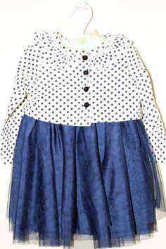 3pc First Impressions Girls Cardigan Jacket Shirt Tutu Top Dressy Set 12 mos NWT #FirstImpressions #DressyEverydayHolidayPageantWedding