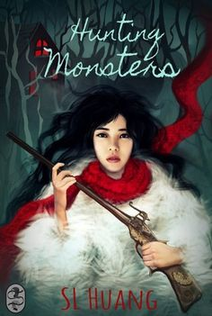 Hunting Monsters - S.L. Huang, https://www.goodreads.com/book/show/23289443-hunting-monsters?ac=1