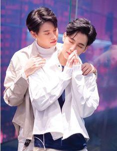 En of love:Love Mechanics Khon Kaen, Love Cast, Cute Gay Couples, Forever Love, Handsome Boys, My Man, Just Love, My Boys, Love Story