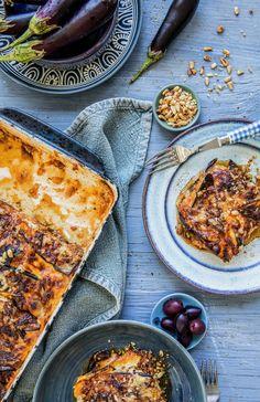 Moussaka - MatPrat Moussaka, Bread, Food, Basil, Essen, Breads, Baking, Buns, Yemek