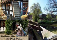 den gamle by i Århus  Danmark  samlet af    Jette Schultz Pedersen Danmark