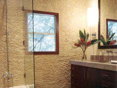 stone tile wall