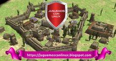 Juguemos con Linux: Guìa de 0 A.D. excelente juego de estrategia para Linux gratuito y open source: las Civilizaciones. Gnu Linux, Crafts, Strategy Games, Manualidades, Handmade Crafts, Craft, Arts And Crafts, Artesanato, Handicraft