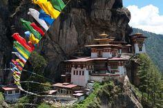 Monasterio de Tiger's Nest (Bután)