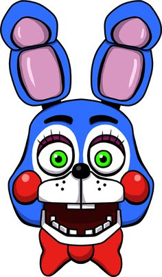 Toy Bonnie by kaizerin.deviantart.com on @DeviantArt  =========================   #FNAF
