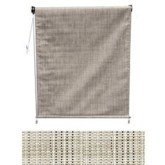 Americana Building Products 84-In W X 60-In L Textilene Birch Tweed Li