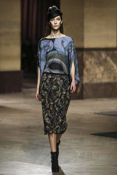 Hermes Ready To Wear Fall Winter 2014 Paris - NOWFASHION