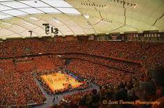 Syracuse Basketball...Passionate!