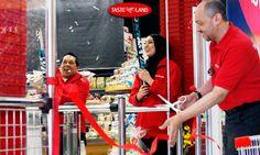 Waheed Hassan klipper bandet - TASTE LAND är nu öppet!  www.tasteland.se