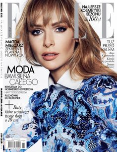 Elle Poland January 2014