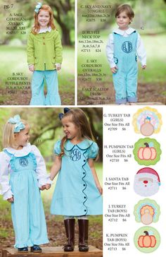 7b6e89998d2f Shrimp and Grits Kids Fall 15'' Catalog Shrimp Grits, Shrimp And Grits Kids