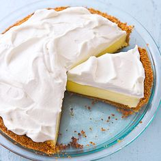 Lemon Icebox Pie // Cook's Country