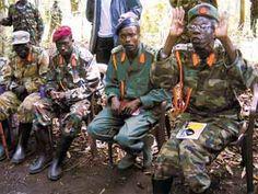 african rebel leaders - Google Search