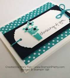 Stampin Up Pictogram Punches Ornate Tag Topper Punch Sympathy Cards Stampinup Mary Fish