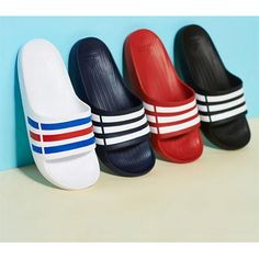 low priced ec0bc 849c3 adidas   adidas Duramo Slide On Men s Pool Shoes   Men s Sandals and Flip  Flops Sandália