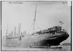 Daring German sea raiders bring World War I to Hampton Roads: -- Mark St. John Erickson