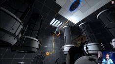 """Let's Play """"Portal 2"""" - 019 Des Pudels Kern - #Portal2 #letsplay @ValveTime"""