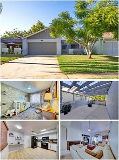 SOLD 3 bdrm 2bth 2car garage has everything you are looking for! Vaulted ceilings in family room, wood burning fireplace, new carpeting, new wood laminate floors, freshly painted. Bright open floor plan. Close to the beaches, shopping and parks. MLS 711270 #lovexit #spacecoast #homesales