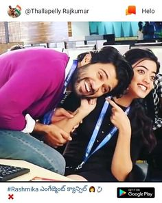 Beautiful Girl Indian, Most Beautiful Indian Actress, Beautiful Couple, Movie Couples, Romantic Couples, My Princess, Cute Couples Photography, Love Couple Images, Vijay Actor