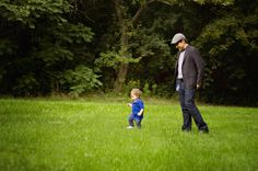 Outdoor Family Portraits at Serena Gundy Park by Melissa Avey Photography | Two Bright Lights :: Blog