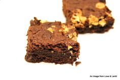 Love & Lentil: Chocolate - Chocolate Chip Brownies