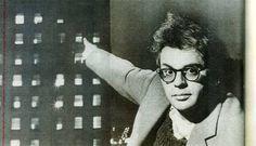 O poeta Allen Ginsberg, expoente da geração beatnik