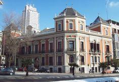 Palacio del marqués de Cerralbo. Sede del museo Cerralbo. Madrid.
