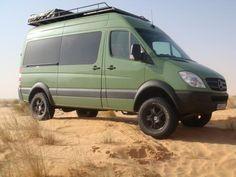 Iglhaut Allrad, built on a Mercedes Sprinter 318 CDI. Camper Caravan, Truck Camper, Camper Van, Volkswagen, Vw T1, Ambulance, Mercedes Sprinter Camper, Benz Sprinter, Trailers