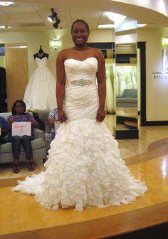Season 6 Featured Dress - Jenee #SYTTD #Weddings