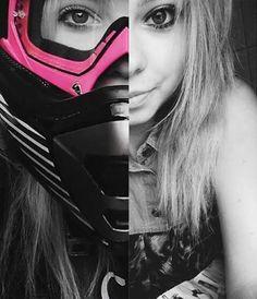 #enduro #endurogirl #girl #mx #mxgirl #yamah #thor #pasja #maładt70 #biker #rider #eyes #polish #girl #moto #motogirl #motobike