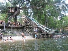 Hidden Places in FL 6. Bob's River Place