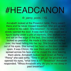 Instagram media by _percy_posts_ - - {My edit give credit} -  okay so this is another random #Headcanon I thought of! If you repost please give credit  -  All of myheadcanons are here ➡️ #Percypostsheadcannons please don't uses this hashtag -  I cannot tag anyone anymore because we had way too many I'm so sorry I hope you can understand. but you can check our account to see if we posted. I will post something a couple hours later saying I posted some headcanons just in case you missed -  ...